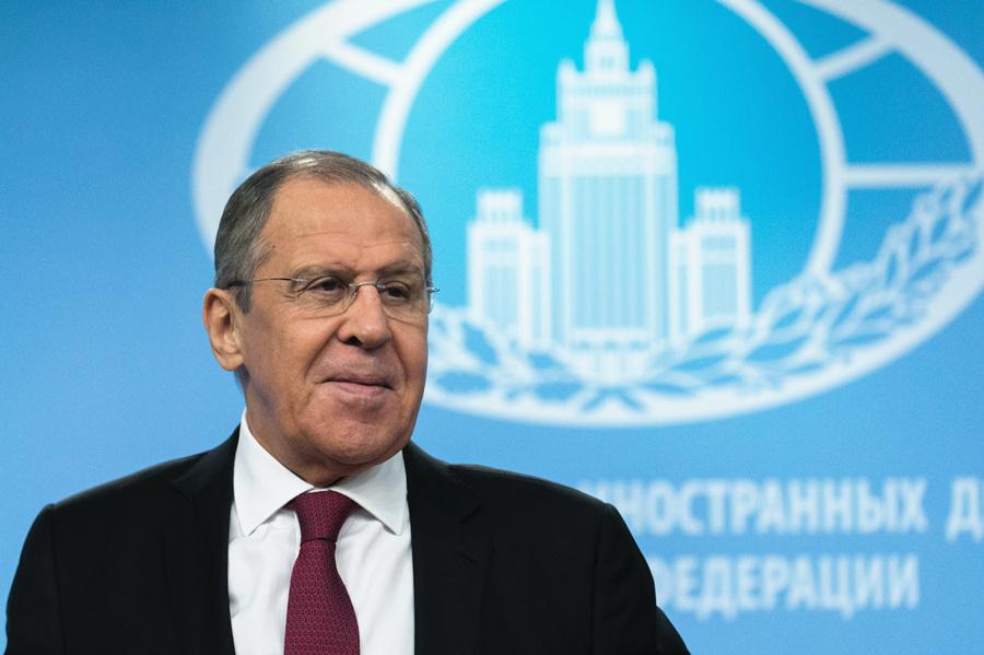 "No one can ""drive a wedge"" between Russia, China: Russian FM - Xinhua | English.news.cn"