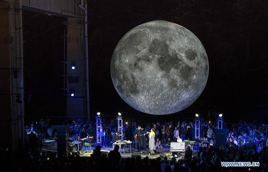 加拿大 - 多伦多 - 月球博物馆