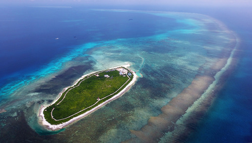 Tropical sand cays found accurately recording ancient cyclones: research - Xinhua | English.news.cn