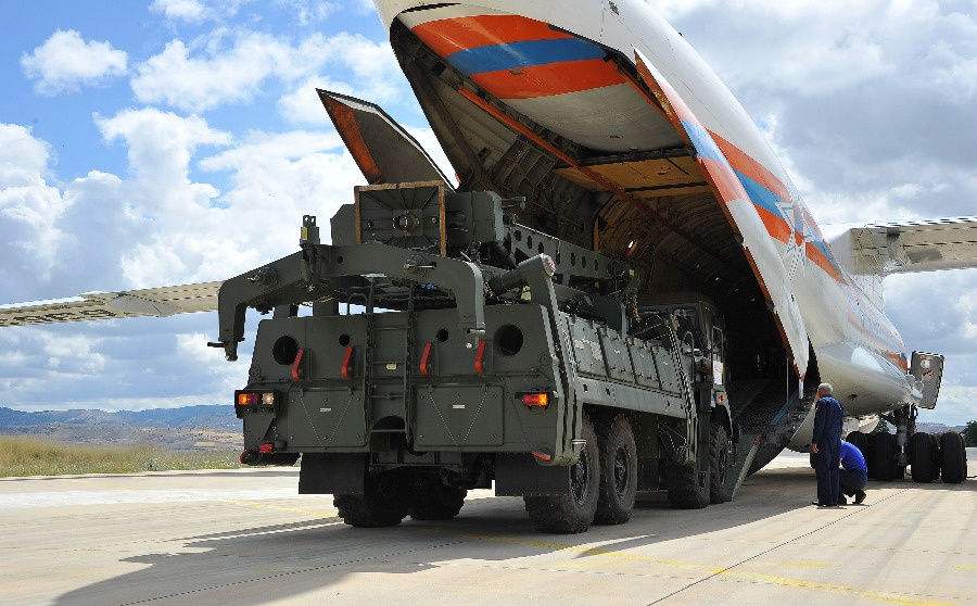 Russia completes second phase of S-400 missiles delivery to Turkey - Xinhua | English.news.cn