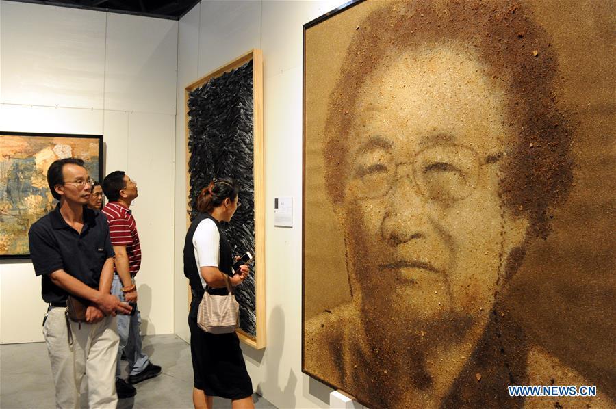 CHINA-ZHEJIANG-NINGBO-ART EXHIBITION(CN)