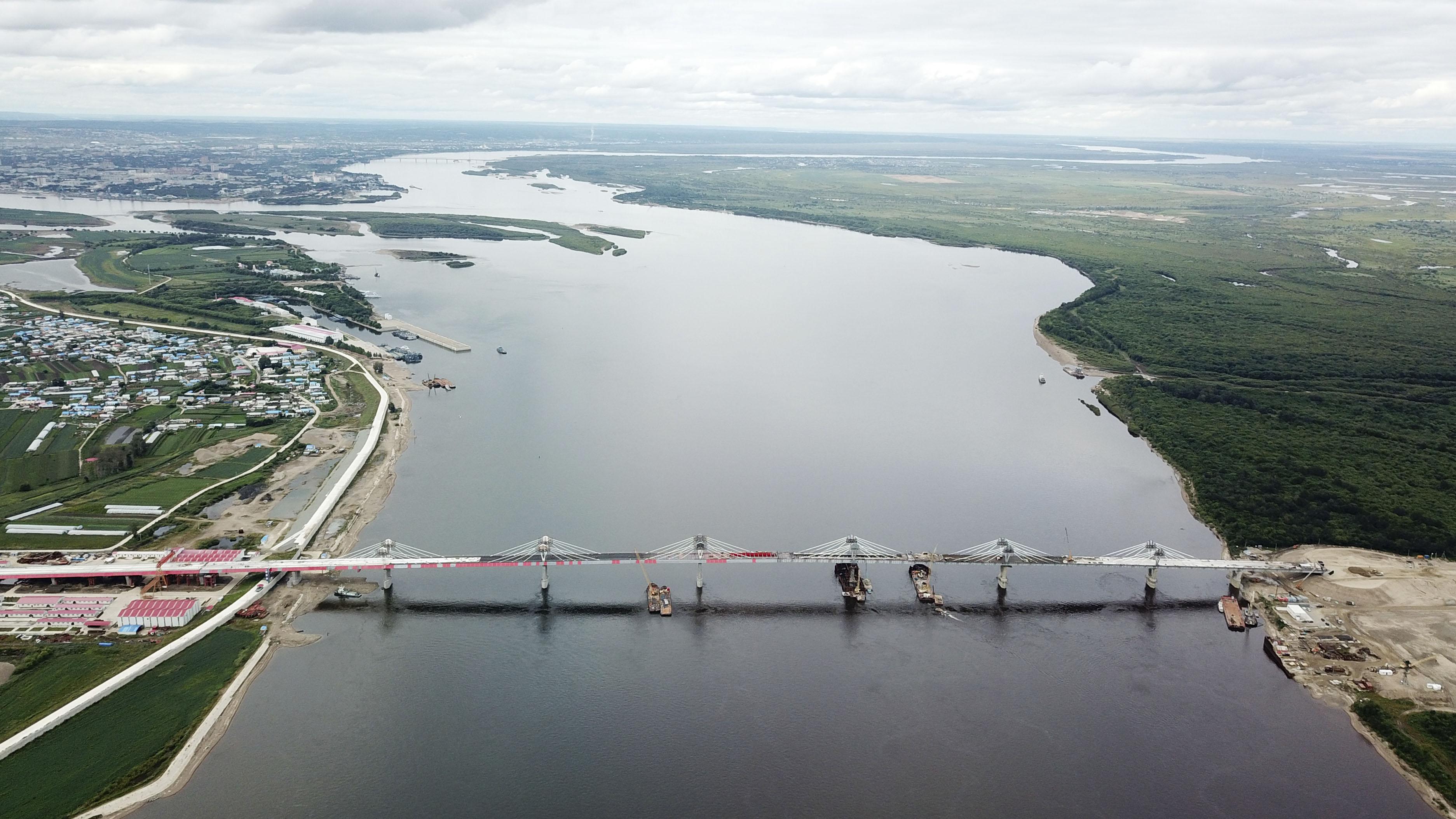 Xinhua Headlines: Cross-border infrastructure construction boosts China-Russia economic, trade cooperation - Xinhua | English.news.cn