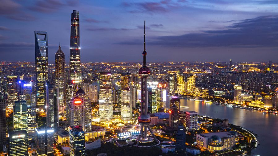 Shanghai signs 42 projects with total foreign investment of 7.7 billion U.S. dollars - Xinhua   English.news.cn