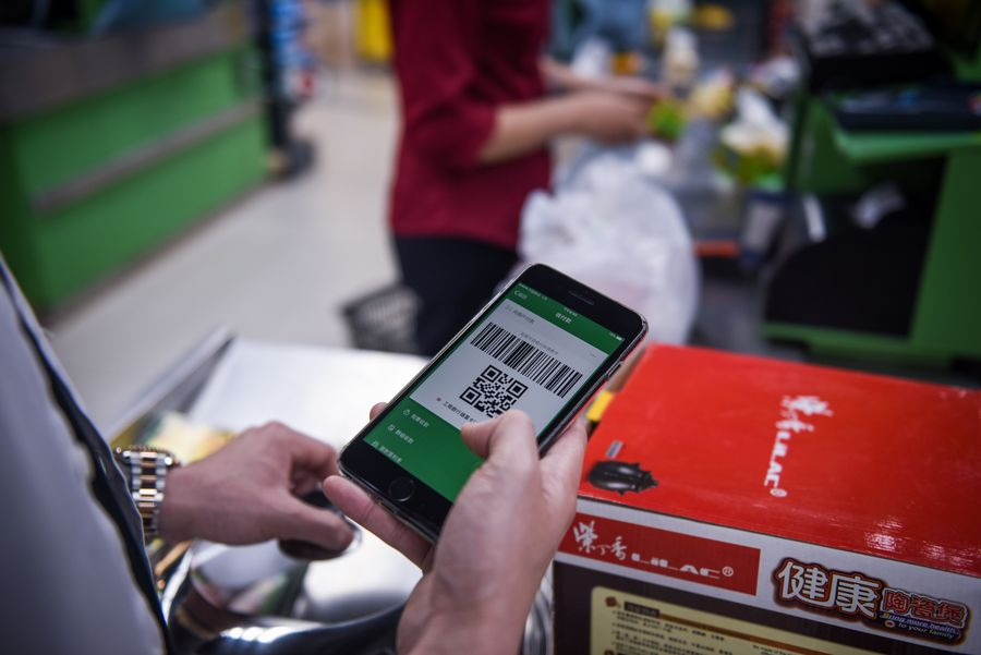 Ethiopian Airlines to double online ticket sales volume with launch of WeChat pay system - Xinhua | English.news.cn