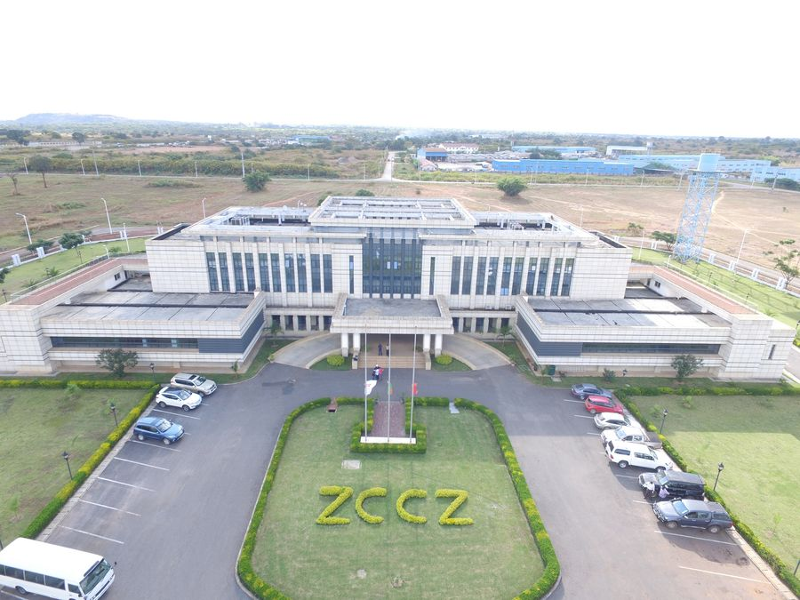 Zambia-China economic cooperation zone continues to attract investment: official - Xinhua   English.news.cn