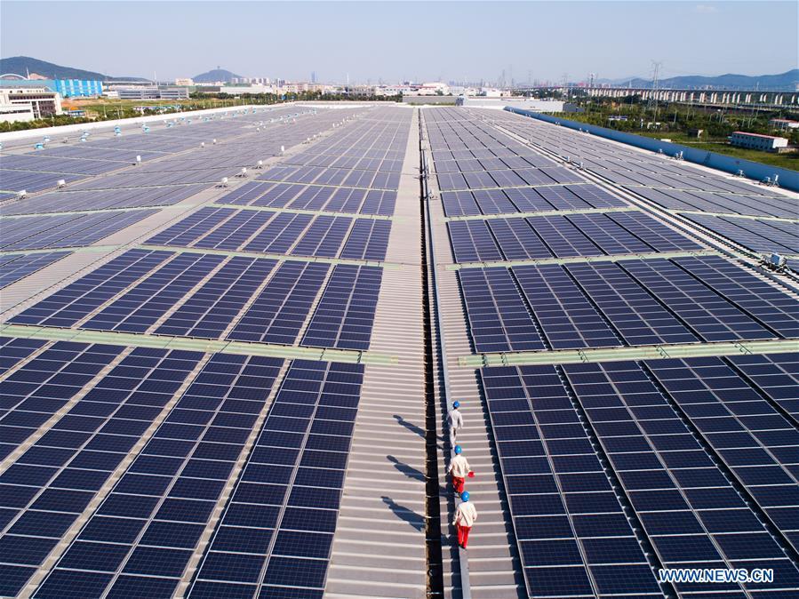 中国 - 浙江 - 湖州新能源(中国)