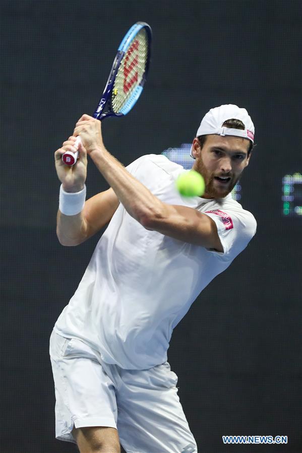 (SP)俄罗斯-ST.PETERSBURG网球-ATP