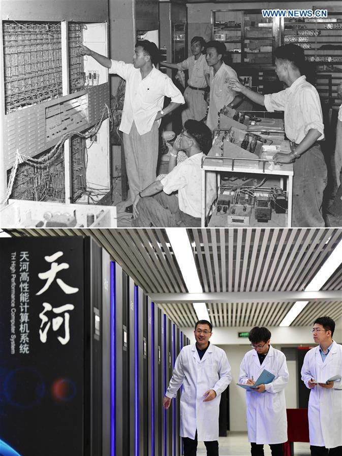 (总结)中国职业 -  70年 - 发展(CN)