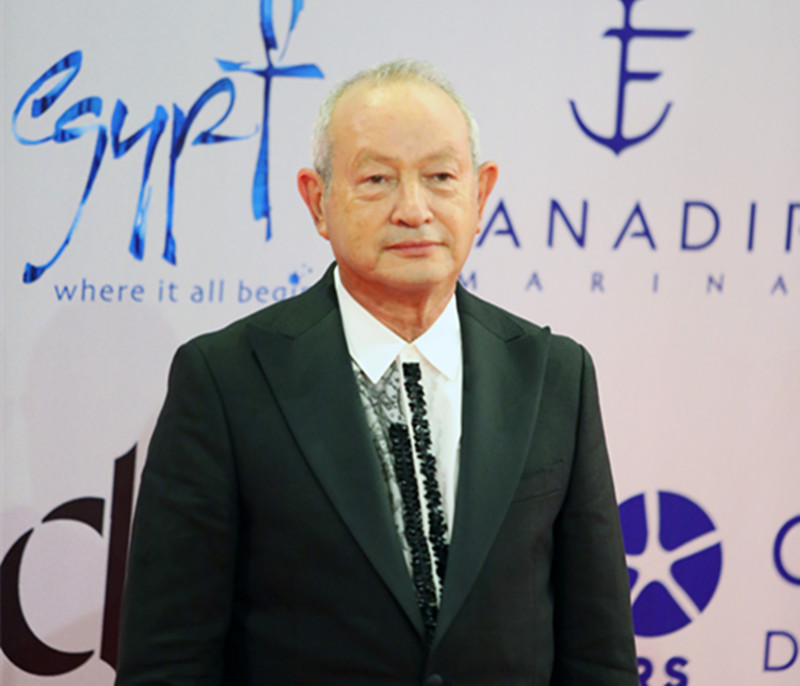 "Founder of Egypt's El Gouna Film Festival ""big fan of Chinese movies"" - Xinhua 