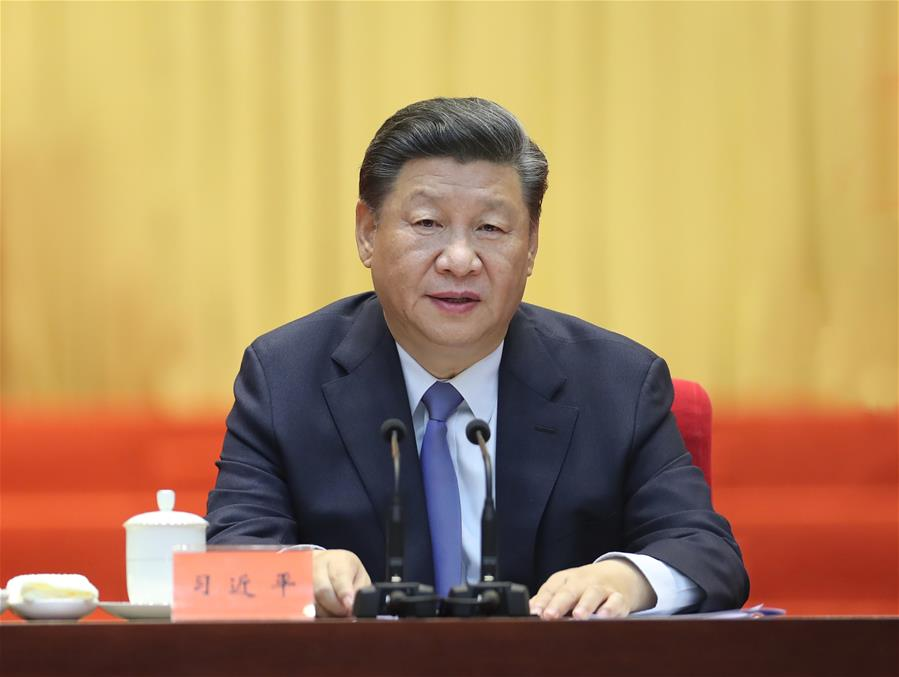 CHINA-BEIJING-XI JINPING-CPPCC-CENTRAL CONFERENCE-ANNIVERSARY (CN)