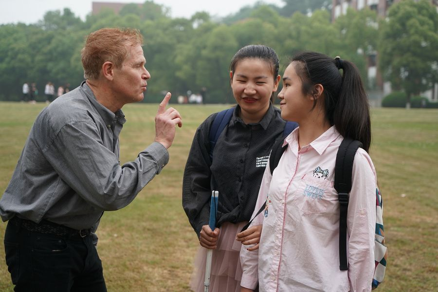 Chinese universities admit over 10,000 students with disabilities in 2018 - Xinhua | English.news.cn
