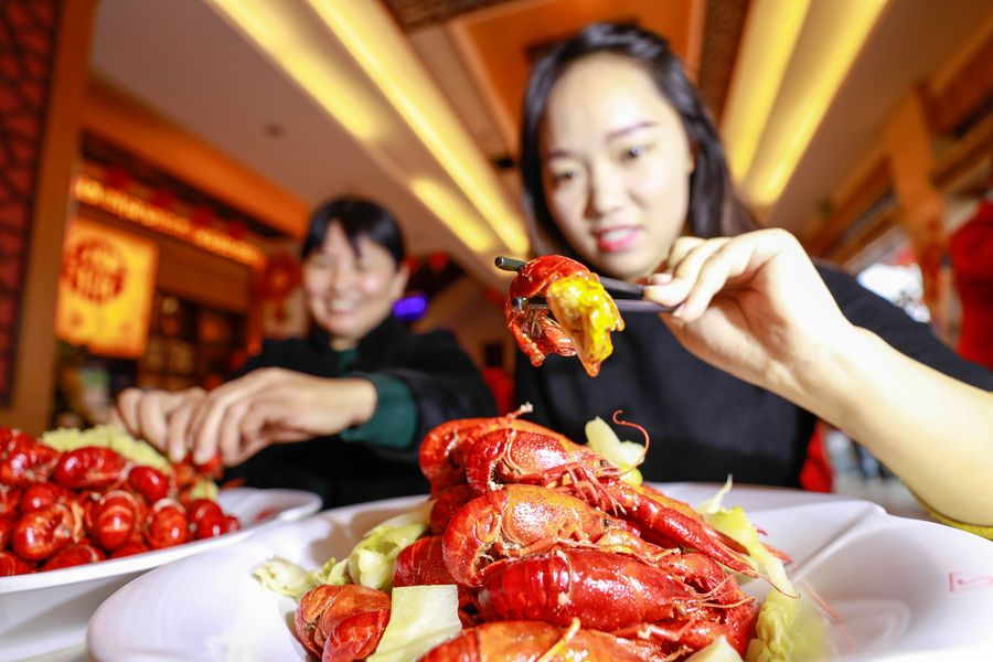 China reports 9.4 pct rise in catering industry revenue - Xinhua | English.news.cn