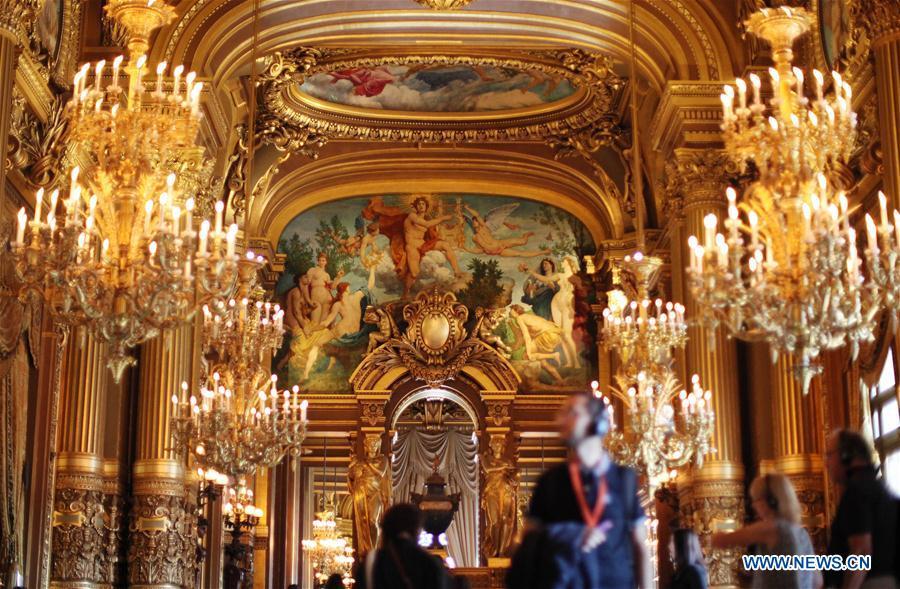 FRANCE-PARIS-EUROPEAN HERITAGE DAYS