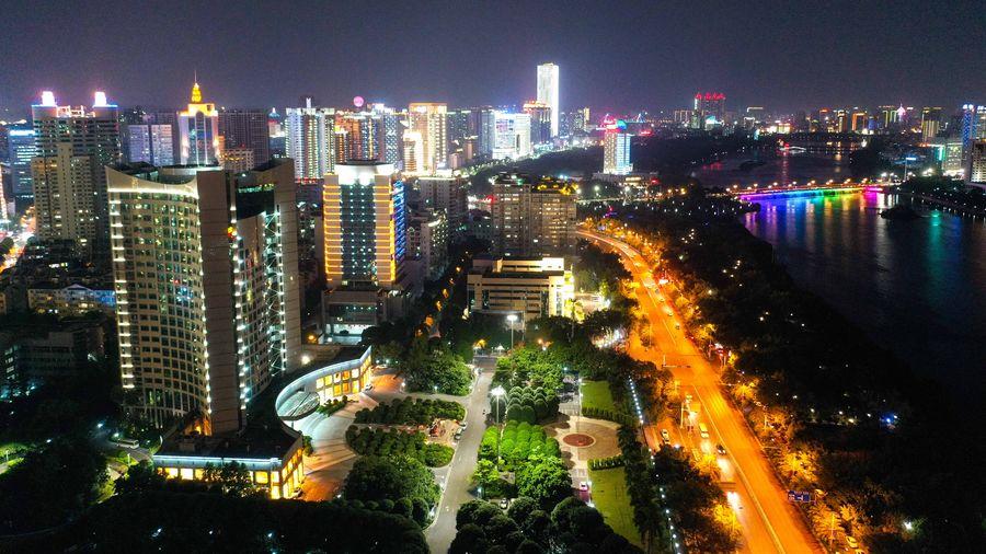 China-ASEAN Expo opens in south China - Xinhua   English.news.cn