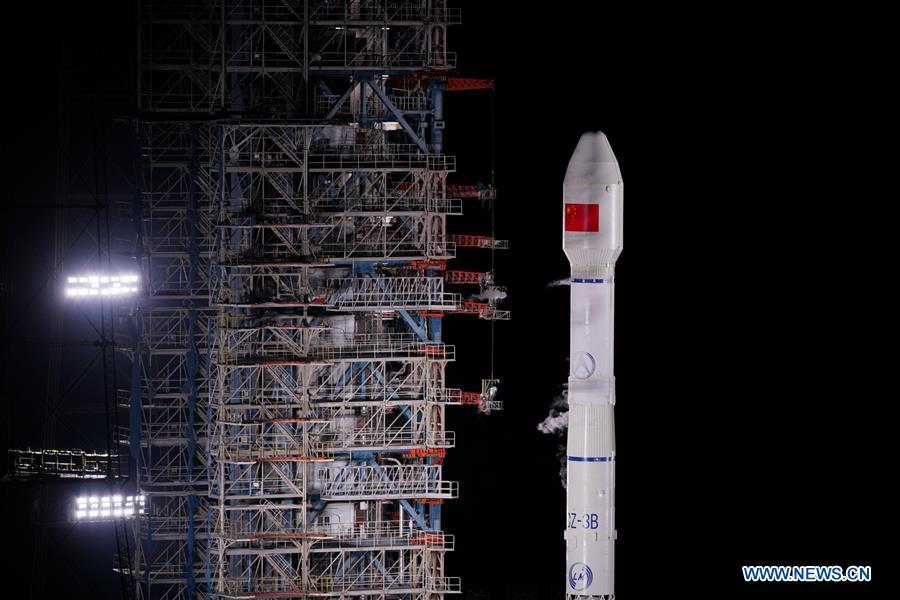 CHINA-XICHANG-BEIDOU SATELLITES-LAUNCH (CN)