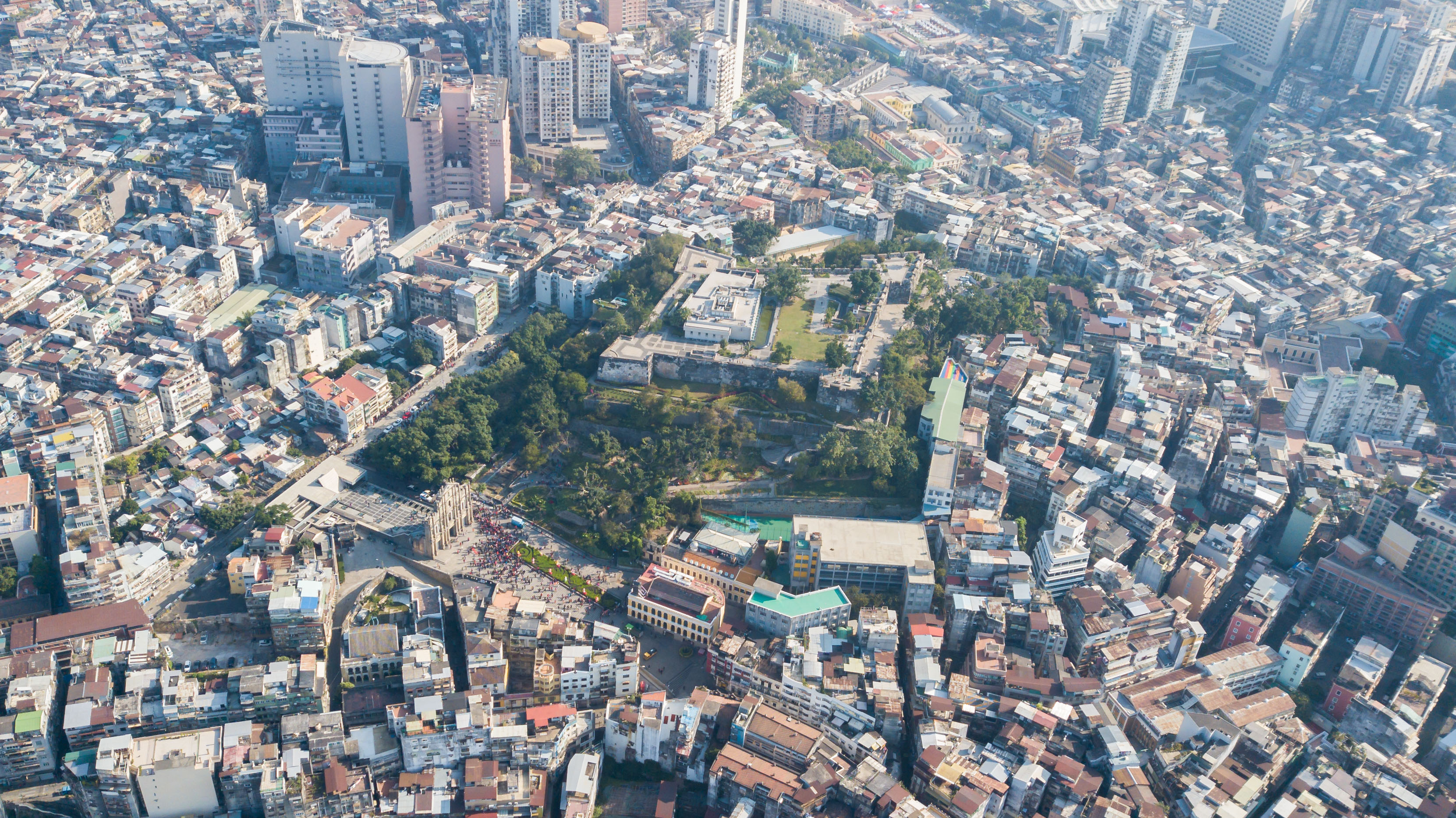 Eco China: Ecological Environment in Macao - Xinhua   English.news.cn