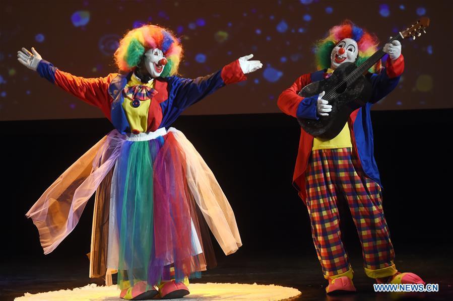 科威特科威特城市喜剧之夜庆典