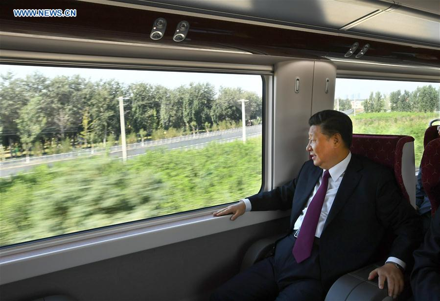 CHINA-BEIJING-XI JINPING-NEW AIRPORT-OPEN (CN)