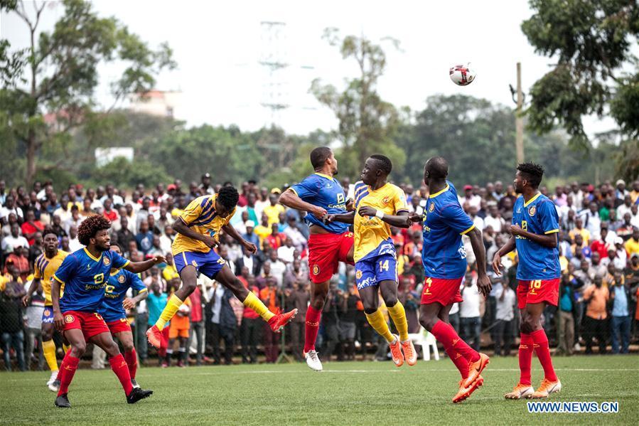 (SP)UGANDA-KAMPALA-FOOTBALL-CAF-CHAMPIONS联赛