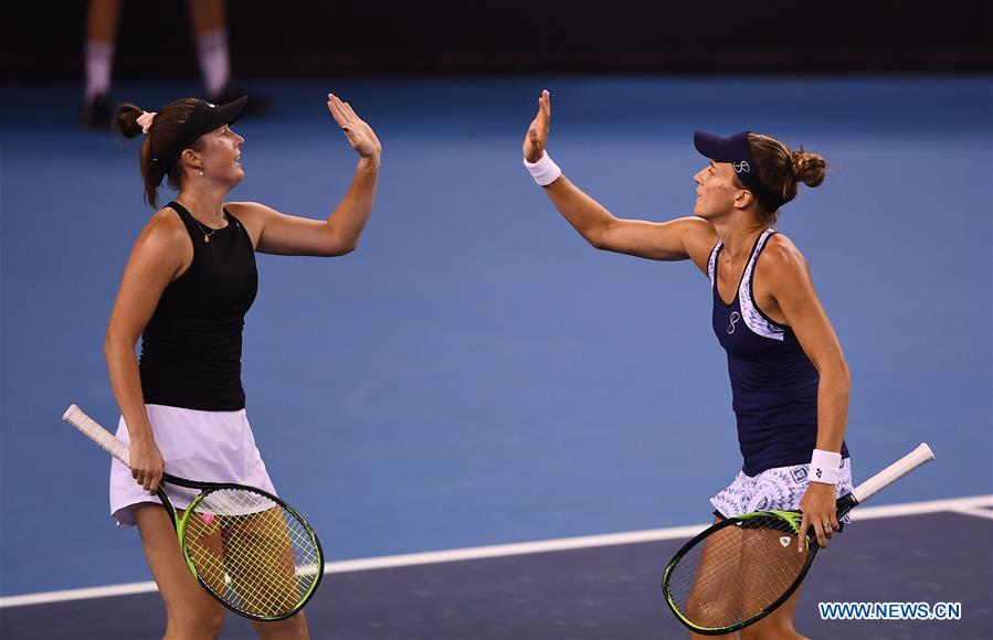 (SP)中国北京-WTA-网球-中国公开赛