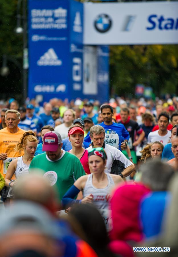 Berlin marathon 2019 start time