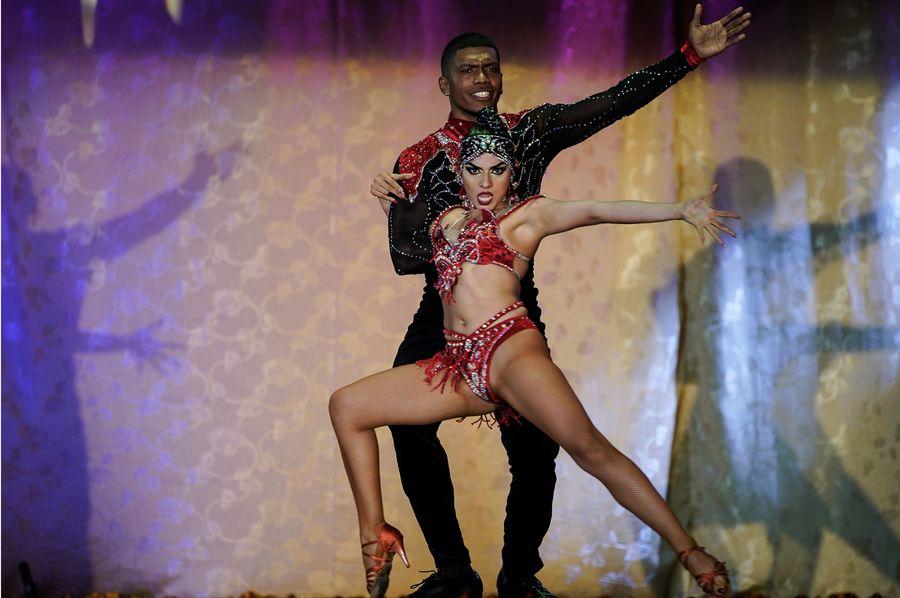 Feature: Colombian city of Cali, world's Salsa capital - Xinhua | English.news.cn