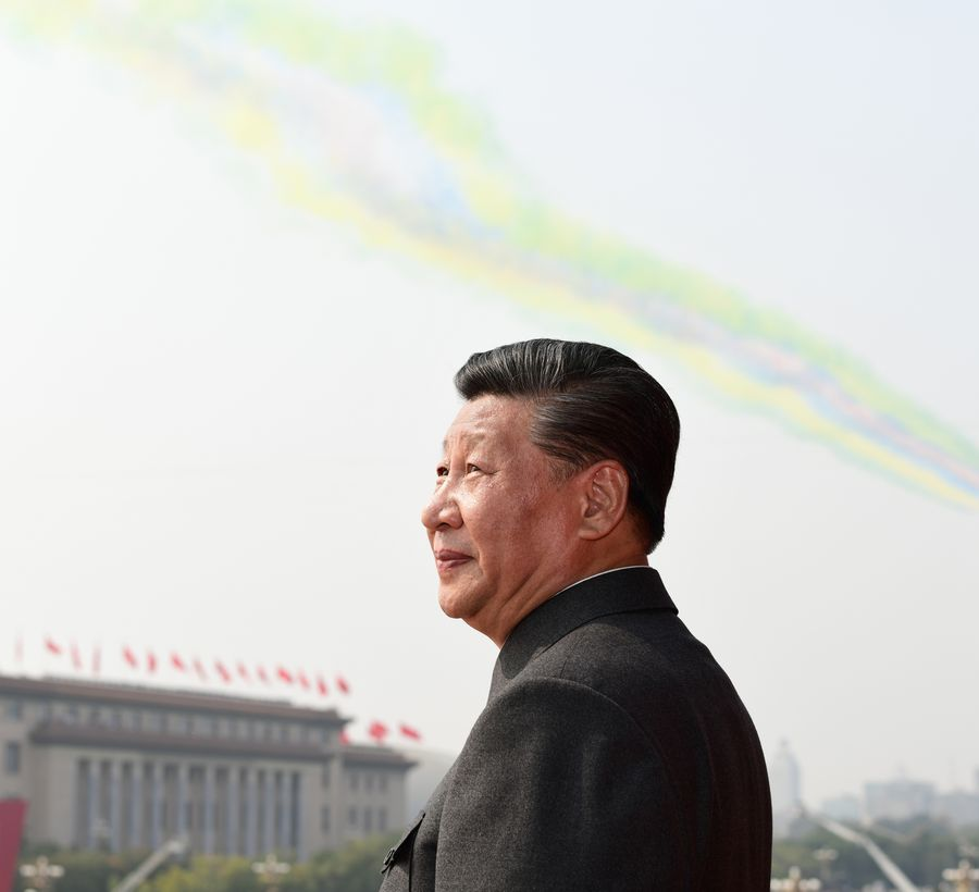 Building a peaceful world: Xi's pledge on peaceful development, cooperation receives global applause - Xinhua | English.news.cn