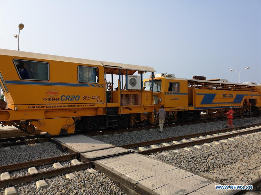 安哥拉-洛比托-孟加拉铁路-汉诺威