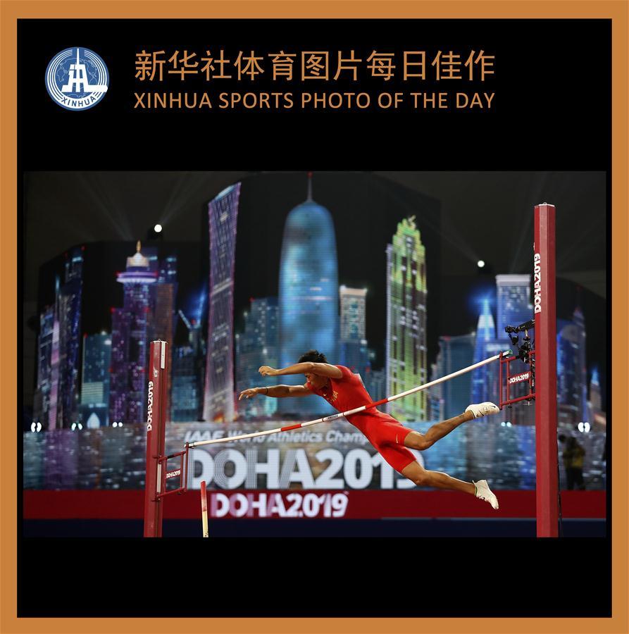 (SP)今日新华社体育照片