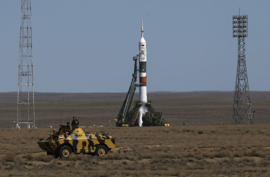 Russia works to increase space surveillance capability - Xinhua | English.news.cn