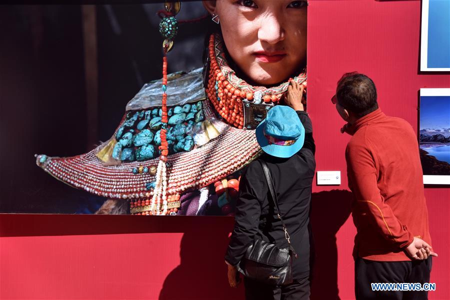 CHINA-TIBET-LHASA-PHOTO EXHIBITION (CN)