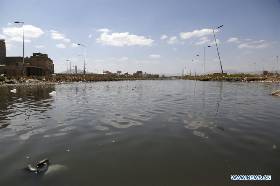 也门萨那洪灾
