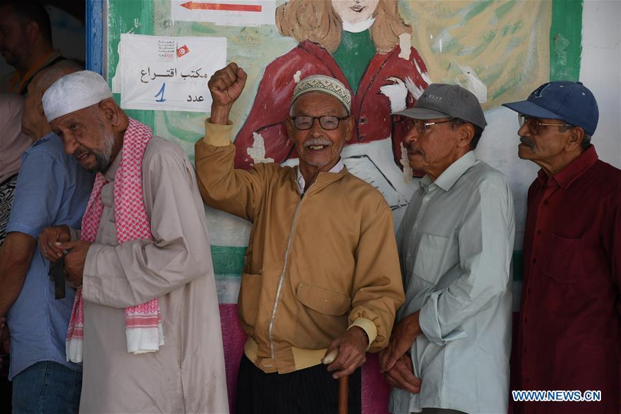 突尼斯-突尼斯议会选举