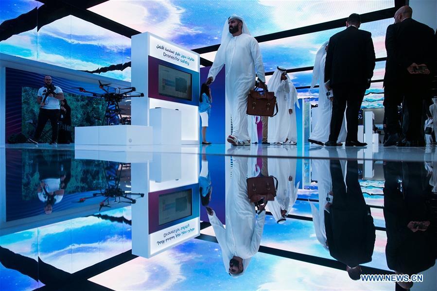 UAE-DUBAI-TECHNOLOGY-GITEX