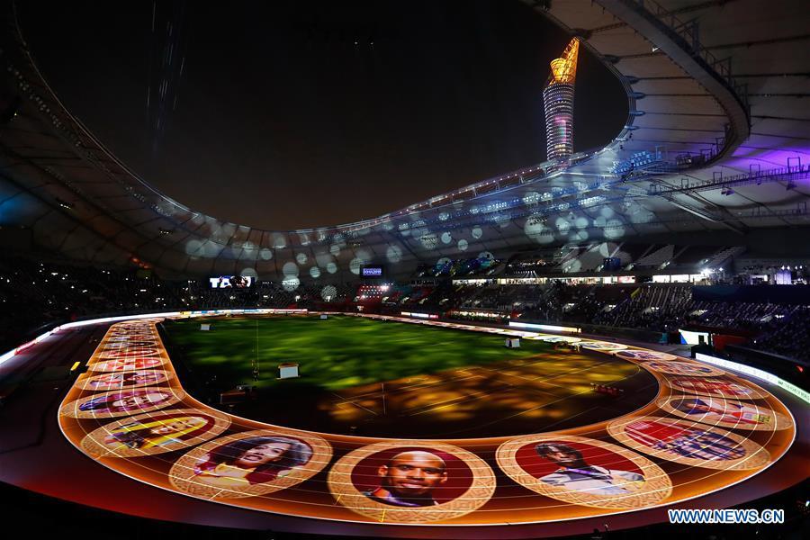 (SP)卡塔尔-多哈-竞技-国际田联世界锦标赛