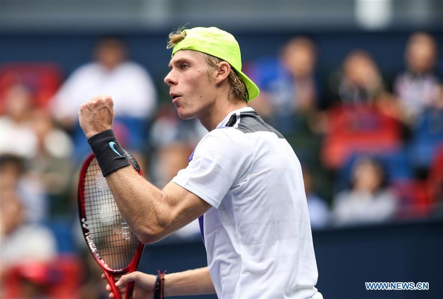 (SP)中国-上海-网球-ATP大师(中国)