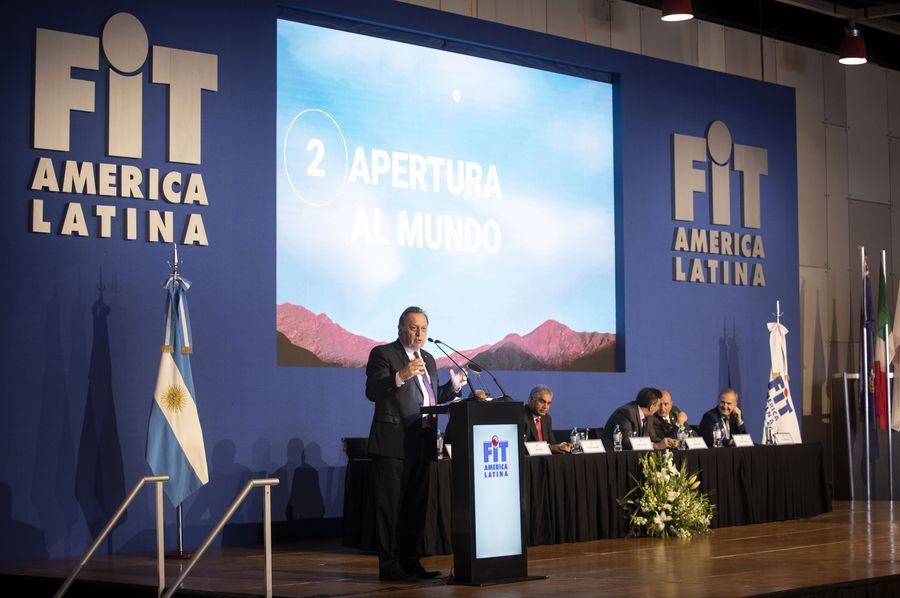 Roundup: China appeals to LatAm travelers at Argentine tourism fair - Xinhua | English.news.cn