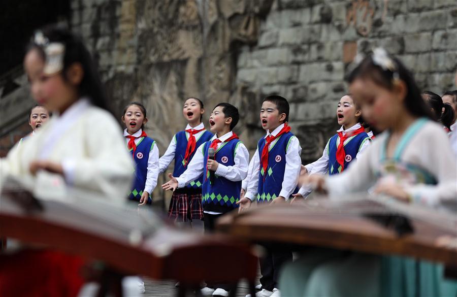 CHINA-CHONGYANG FESTIVAL-CELEBRATION (CN)
