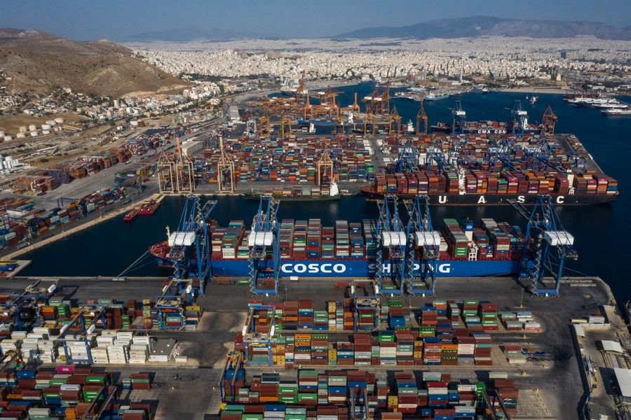COSCO Shipping provides one-stop services for European exhibitors attending import expo - Xinhua | English.news.cn