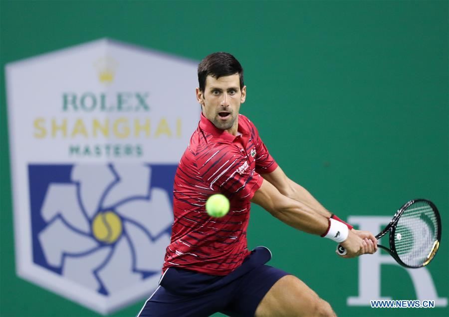 Highlights of men's singles second round match at 2019 ATP