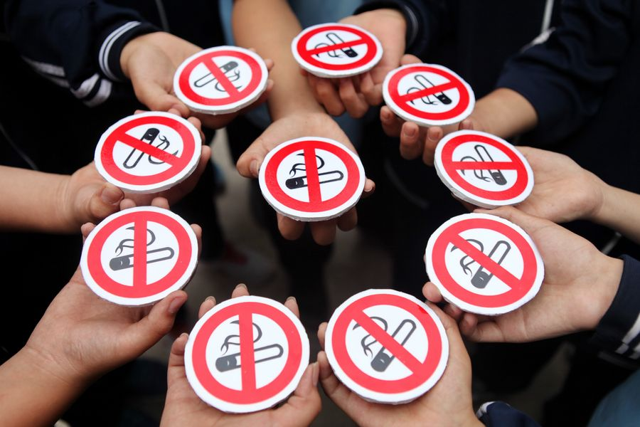 Vaping causes lung cancer in mice: study - Xinhua | English.news.cn
