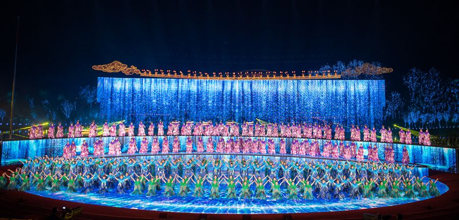 Beijing Expo 2019 Concluded with Grand Festive Ceremony - Xinhua | English.news.cn