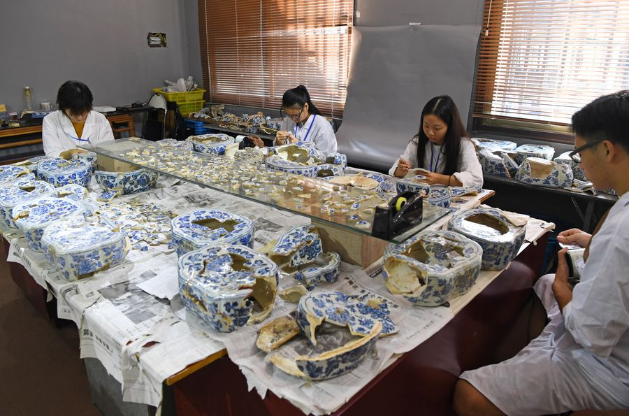 China's Porcelain Capital Jingdezhen to Emerge as World Culture Center