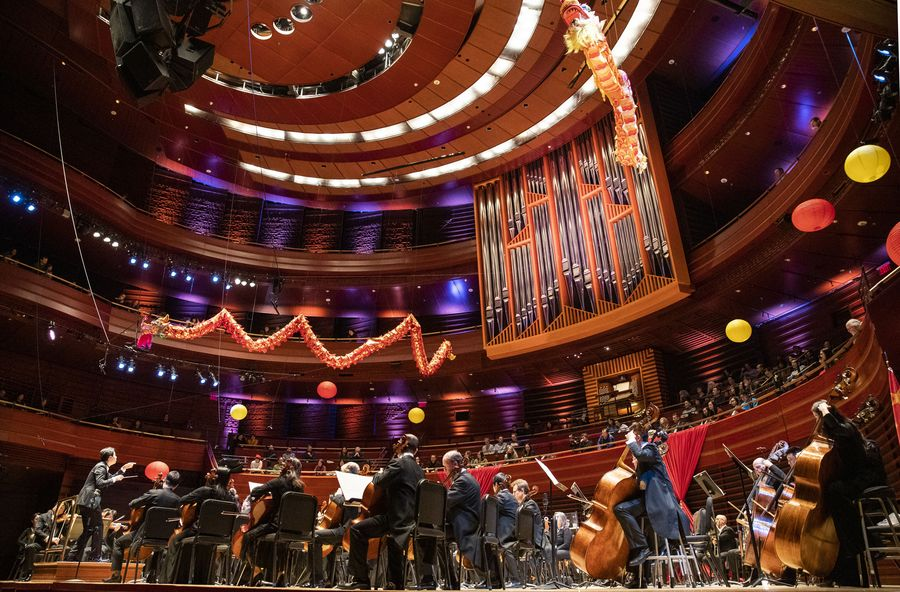 Renowned U.S. orchestra to advance people-to-people exchanges with China via more tours - Xinhua | English.news.cn