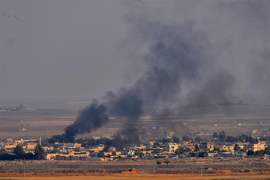 TURKEY-SYRIA-BORDER-ATTACK