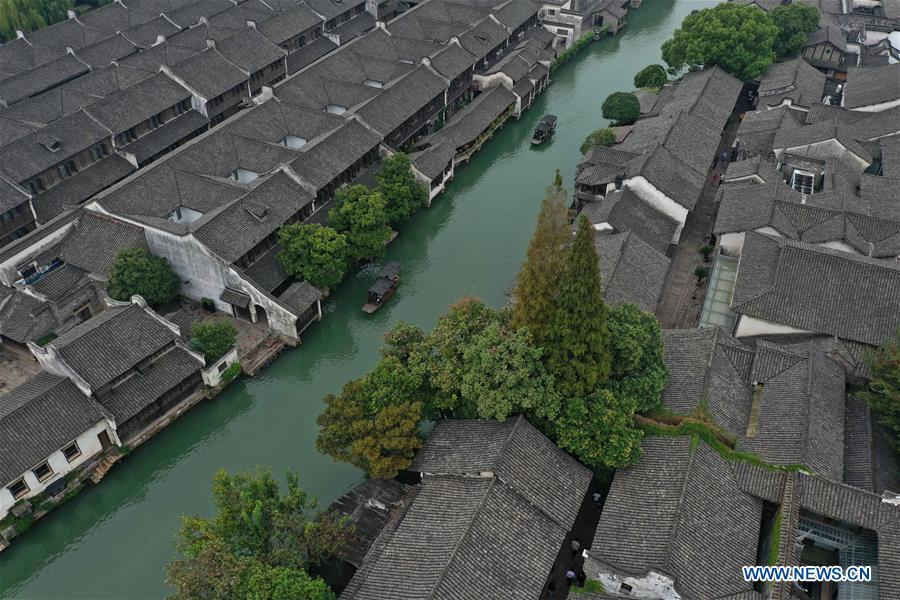 CHINA-ZHEJIANG-TONGXIANG-WUZHEN-TOURISM (CN)
