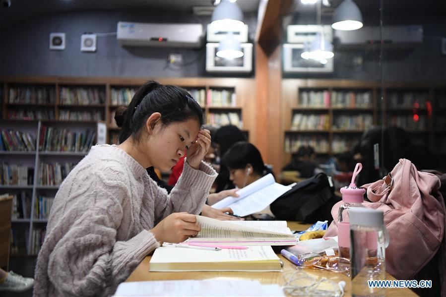 CHINA-HUNAN-CHANGSHA-NIGHTTIME ECONOMY (CN)