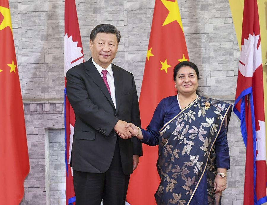 China, Nepal pledge to elevate partnership: joint statement - Xinhua | English.news.cn
