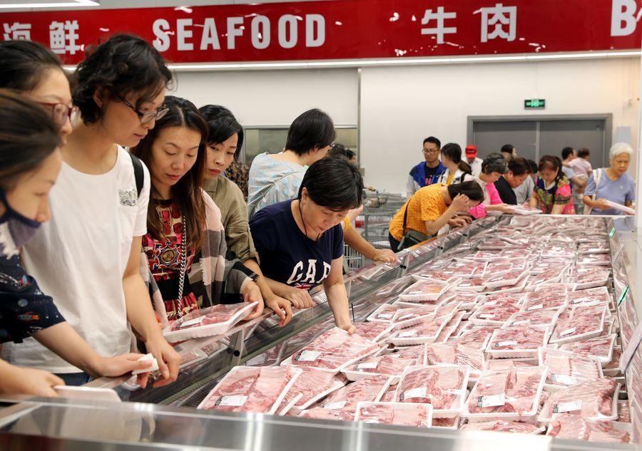 China's pork imports surge in first three quarters - Xinhua   English.news.cn
