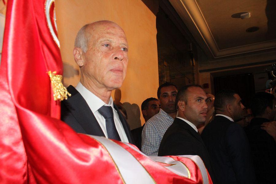 Kais Saied wins Tunisia's presidential election - Xinhua | English.news.cn